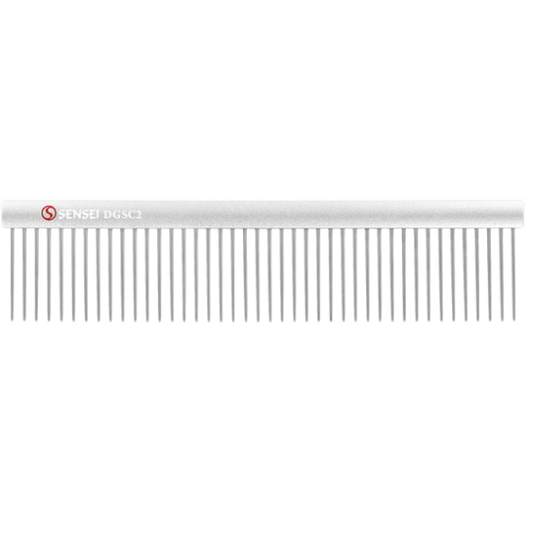 7.5 in Grooming Comb Coarse Tooth