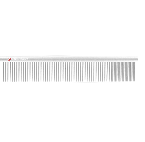 9.75 in CoarseFine Grooming Comb