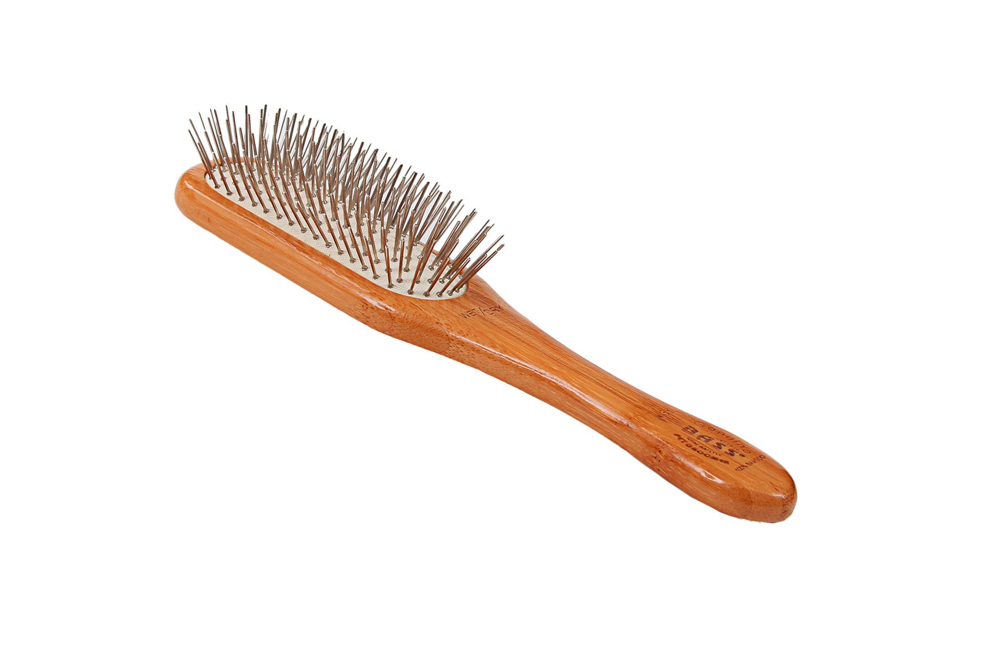 A11 Bamboo Alloy Pin Brush 3
